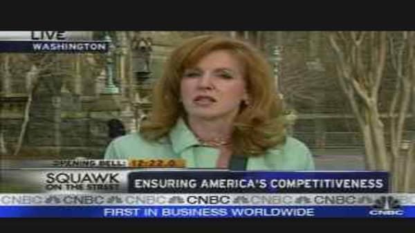 Ensuring U.S. Competitiveness