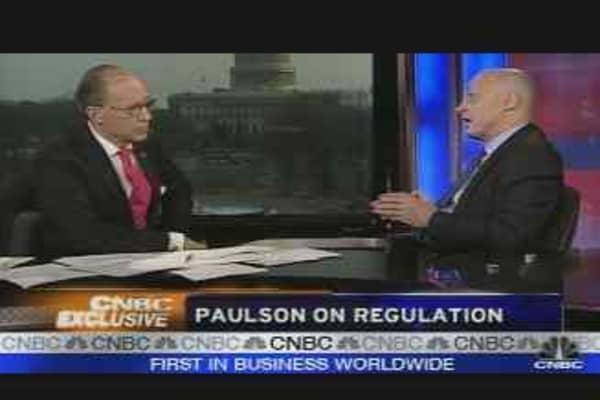 Secretary Henry Paulson Pt. 2