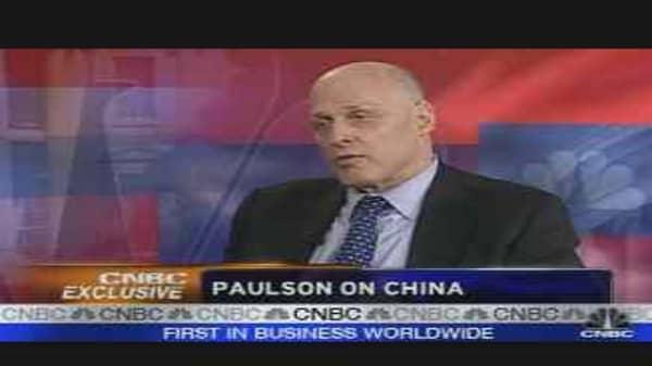 Secretary Henry Paulson