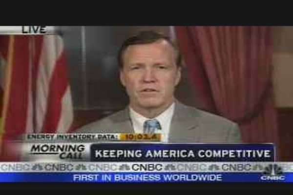 Keeping America Competitive