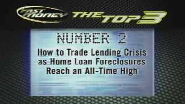 The Top 3: #2 Trading The Crisis