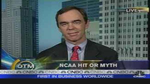 NCAA Hit or Myth