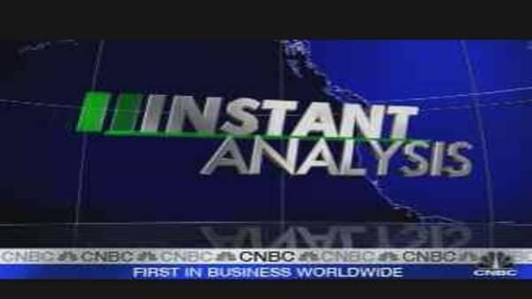 Instant Market Analysis