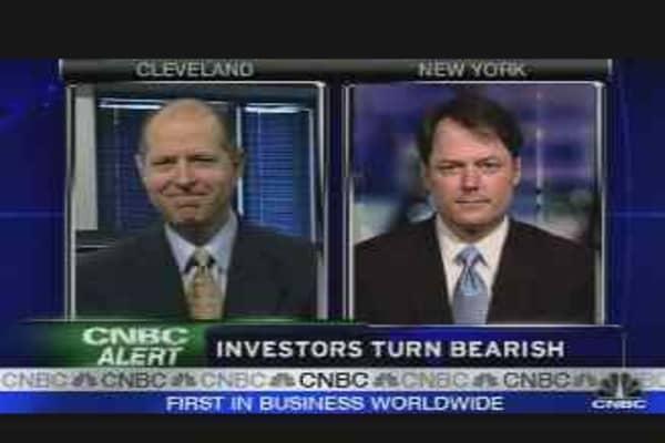 Investors Turn Bearish