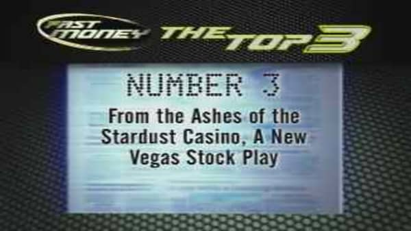 The Top 3: #3 A New Vegas Play