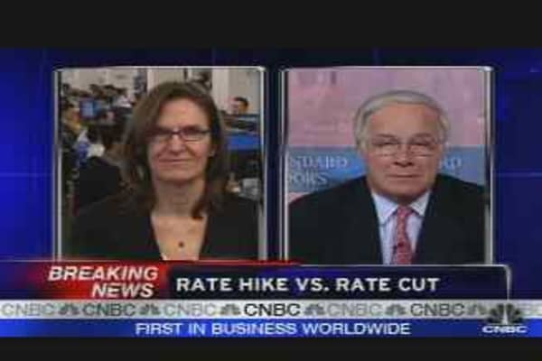 Rate Hike or Rate Cut