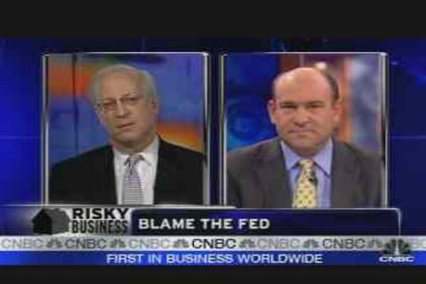 Blame the Fed?