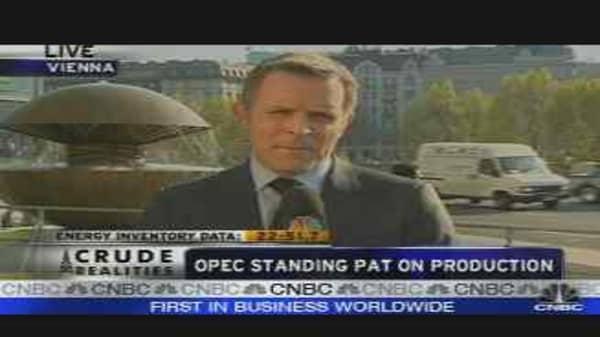 OPEC in Vienna