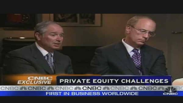 Titans in Private Equity