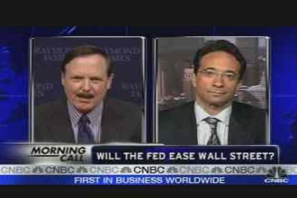 Wall Street & the Fed