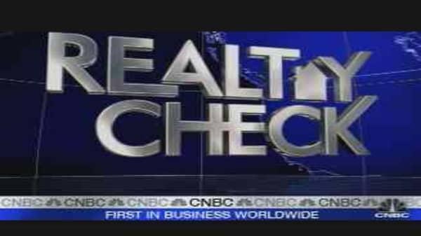 Housing: Credit Crunch