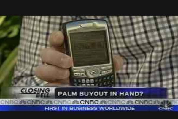 Palm/Moto Deal