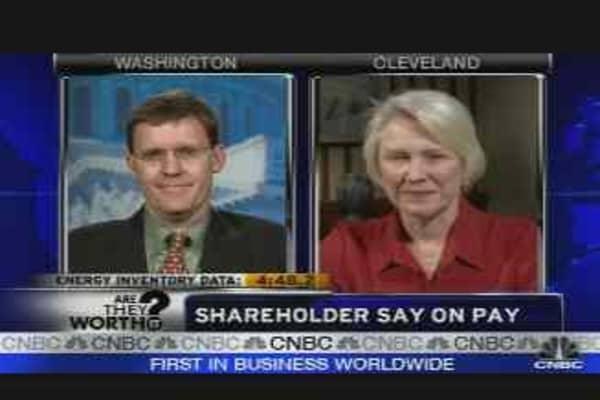 Shareholder Involvement