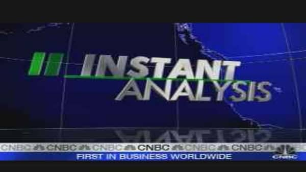 Instant Market Analysis