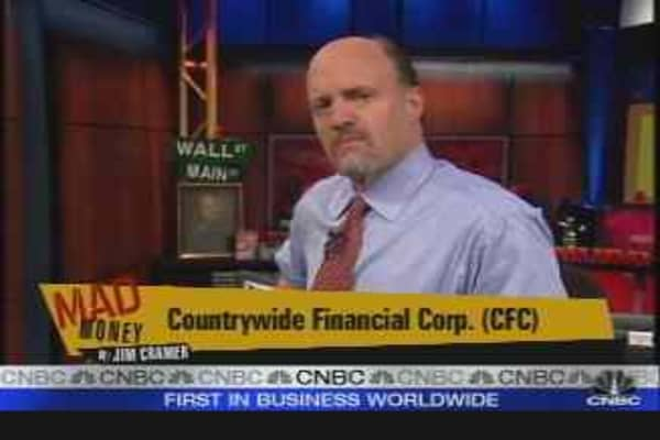 Countrywide CEO