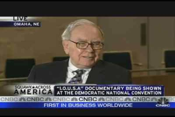 Buffett on Big News