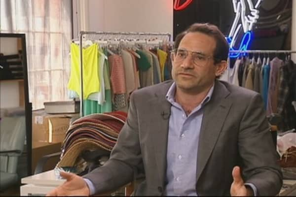 American Apparel CEO Charney on Harassment Allegations