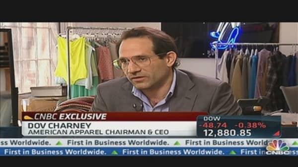 American Apparel CEO Speaks