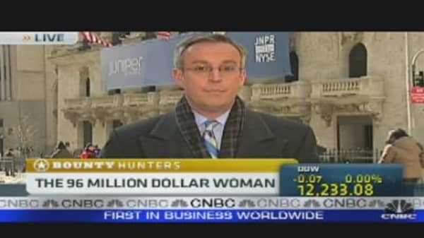 The $96 Million Woman