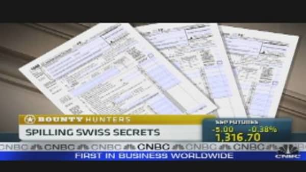 Spilling Swiss Secrets