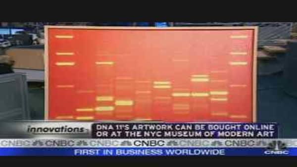 Innovations: DNA ART