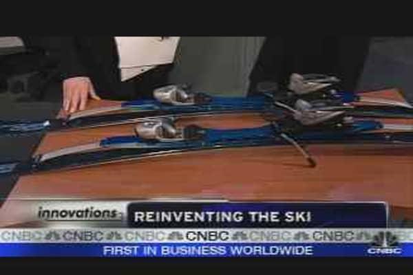 Innovations: Ski Tech