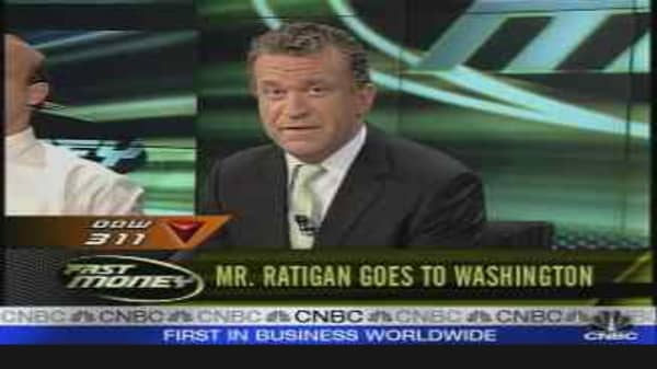 Mr. Ratigan Goes to Washington