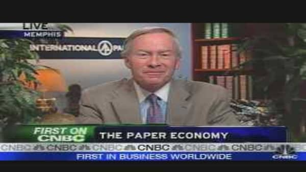 International Paper Earnings