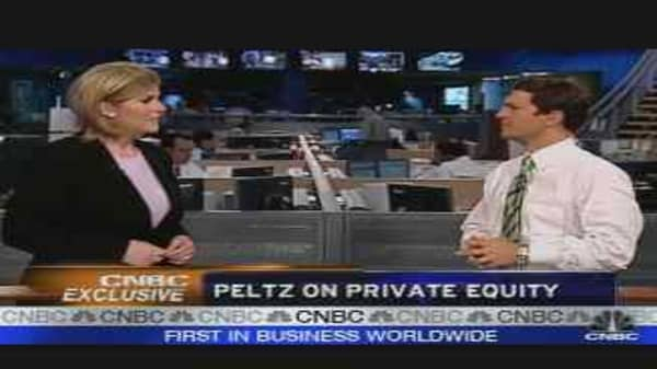 Peltz on Private Equity