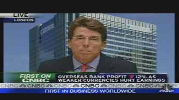 Barclays Banks a Profit
