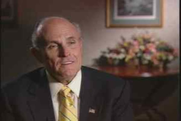 Giuliani's Healthcare Plan, Pt. 1