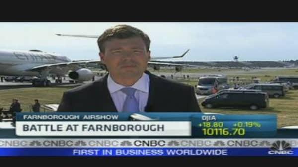 Farnborough Airshow Roundup