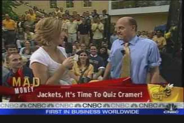 Georgia Tech Quizzes Cramer