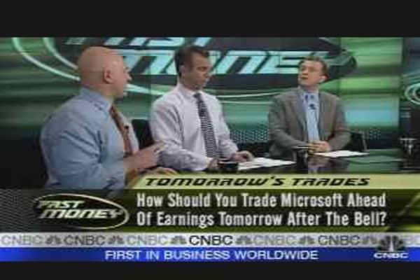 Tomorrow's Trades #3