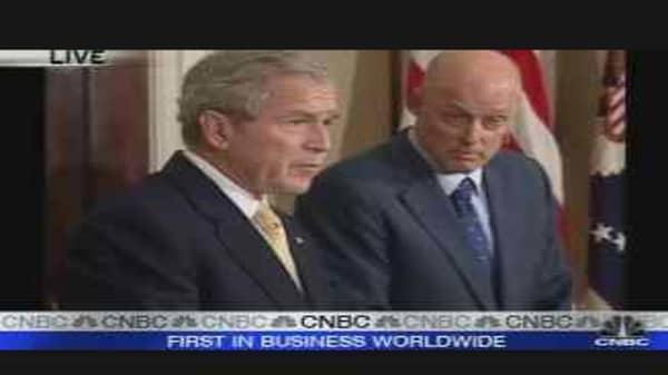 Bush Unveils Subprime Plan