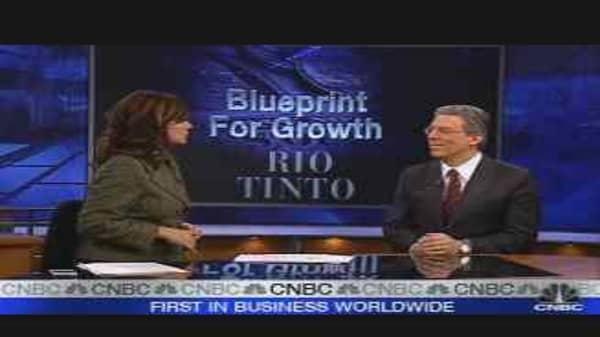 Battle for Rio Tinto