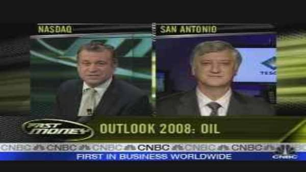 Outlook 2008: Oil