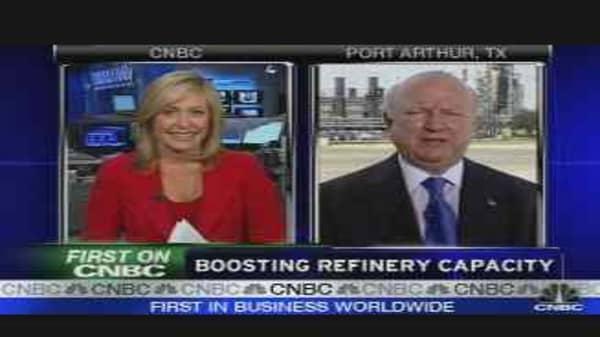 Saudi Refinery Partners