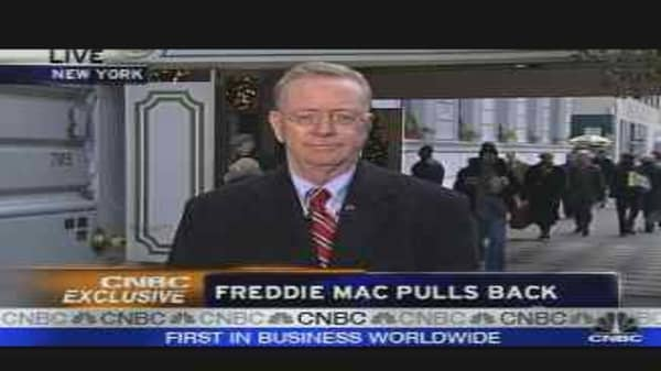 Freddie Mac CEO