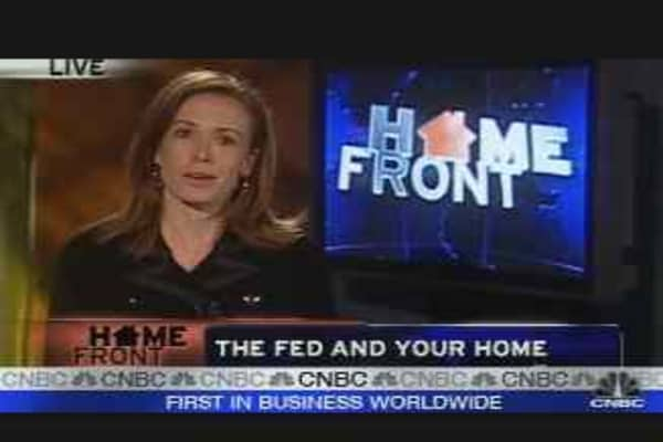The Fed & Your Home