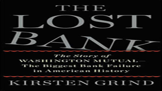 The Lost Bank by Kirsten Grind