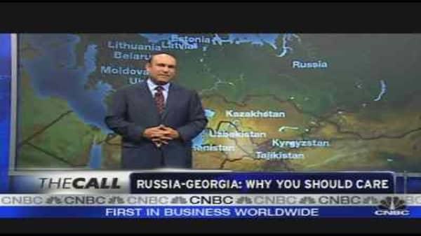Russia/Georgia Aftermath