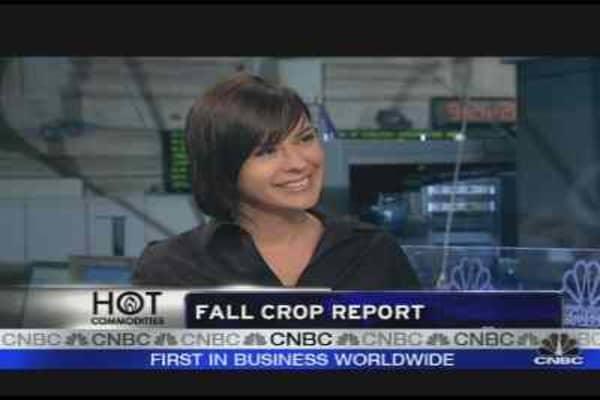 Fall Crop Report