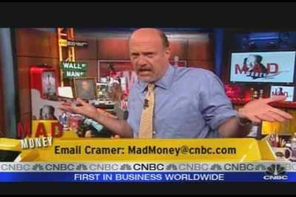 Cramer on the Markets
