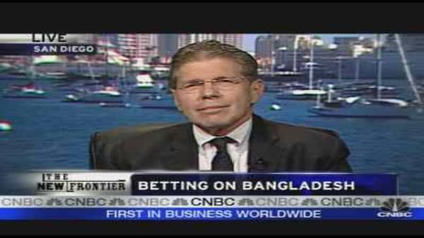 Frontier Market Investing: Bangladesh