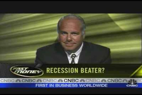 Beverages: Recession Beater?