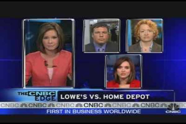 Lowe's vs. Home Depot