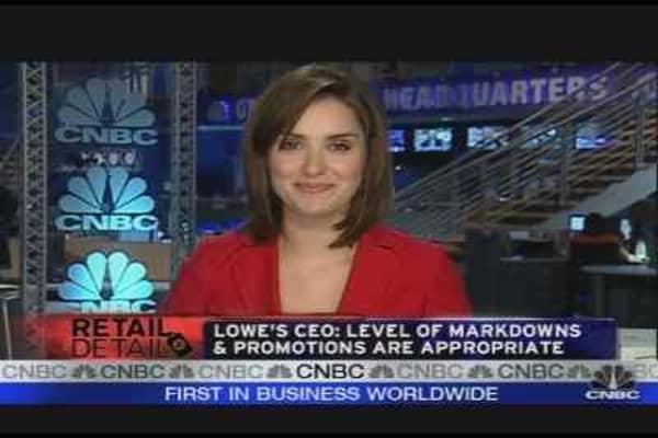 Lowe's Earnings Analysis