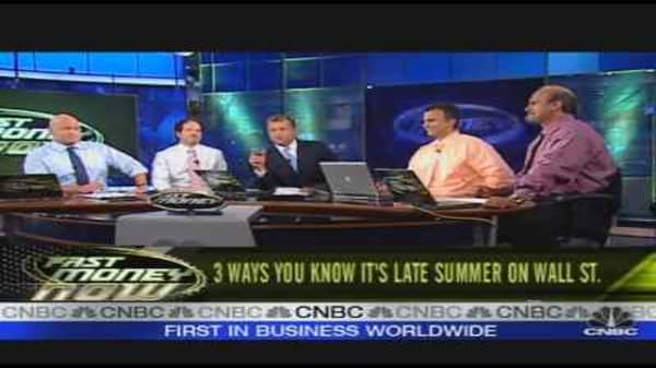 Fast Money: Summer Fun