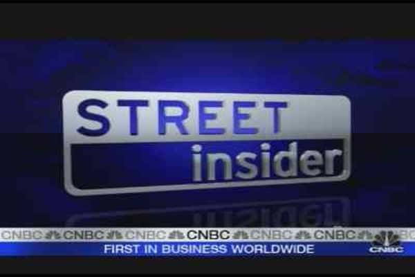 Street Insider: Pharma